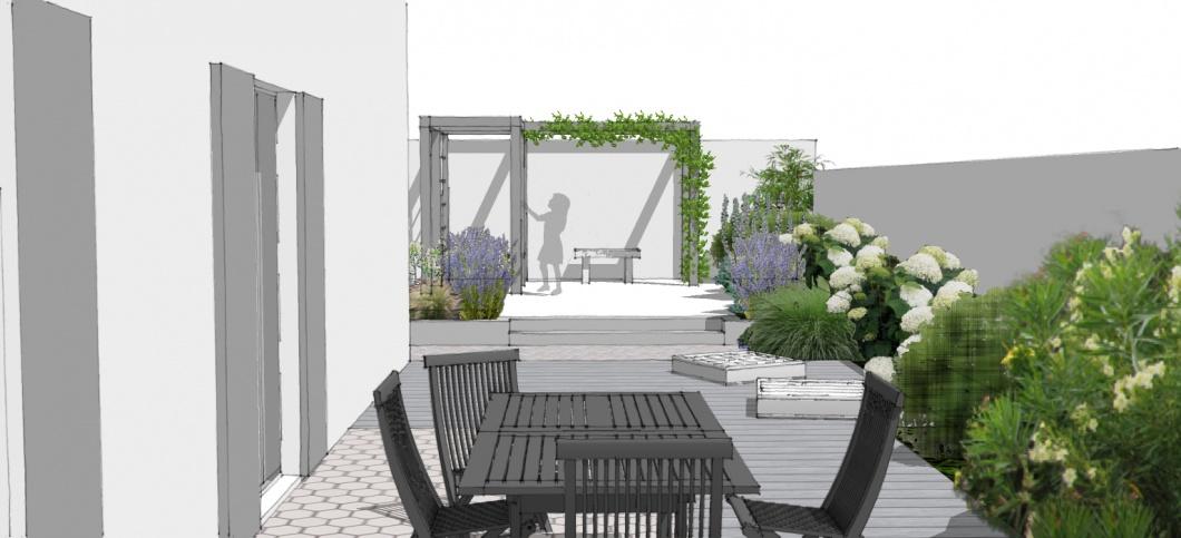 jardin ludique projet - 2